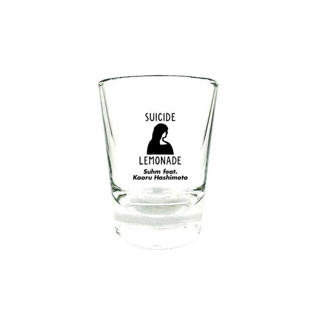 Suhm「スーサイドレモネード」ショットグラス