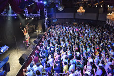 「T-Palette Records Presents バニラビーンズに感謝祭~Final Innocence~」の様子。