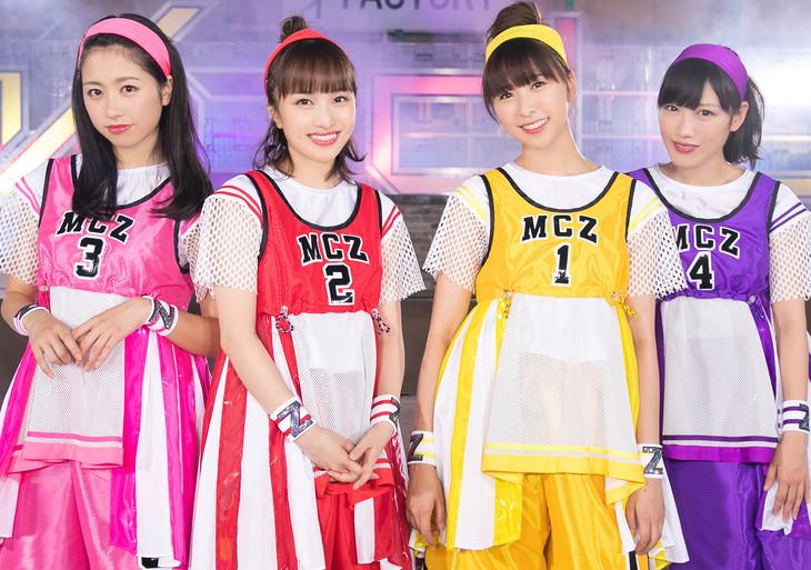 ももいろクローバーZ (c)日本テレビ