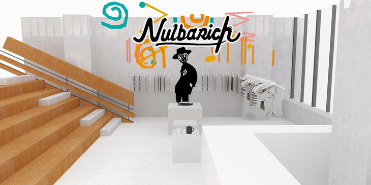 「Nulbarich ONE MAN LIVE at Nippon Budokan  The Party is Over collaboration koe」店内イメージ