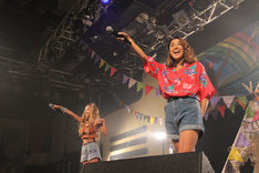 "「Juliet Live Tour 2018 ""CAMEL"" Tour」最終公演の様子。(写真提供:ユークリッド・エージェンシー)"