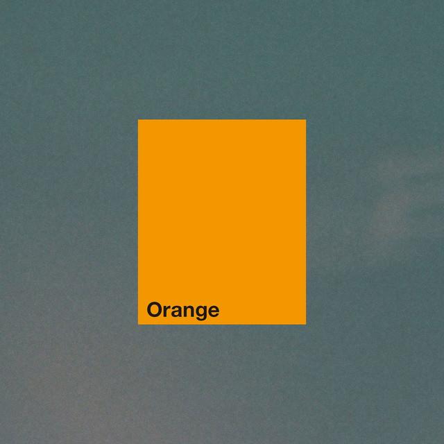 PAELLAS「Orange」ジャケット