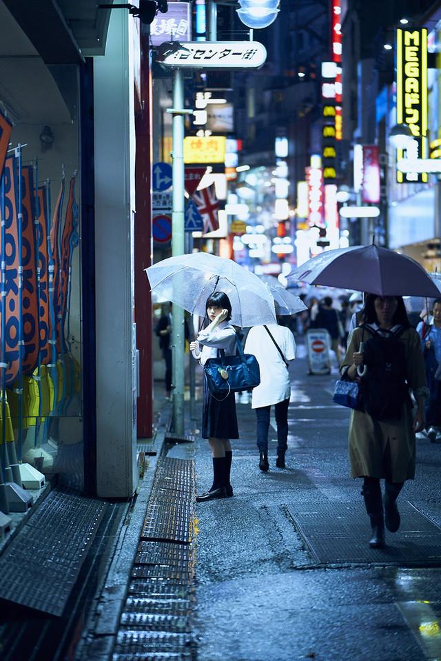 欅坂46の1st写真集のイメージカット。(c)集英社