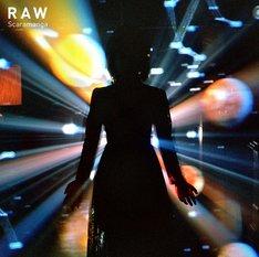 世武裕子「Raw Scaramanga」ジャケット