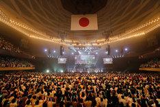 「Hot Stuff Promotion 40th Anniversary MASAKA Mutation of POP」の様子。(photo by TEAM LIGHTSOME)
