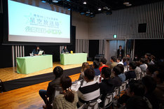 「欅坂46 こちら有楽町星空放送局」公開収録の様子。(写真提供:ニッポン放送)