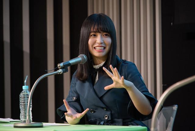 長濱ねる(写真提供:ニッポン放送)