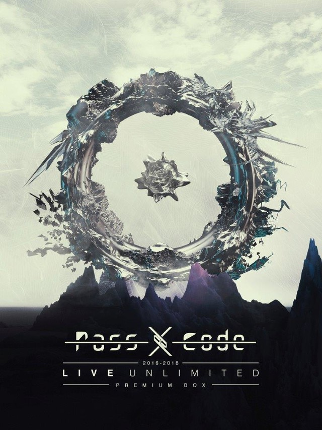 PassCode「PassCode 2016-2018 LIVE UNLIMITED PREMIUM BOX」ジャケット
