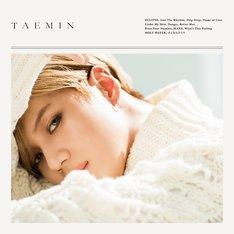 テミン「TAEMIN」通常盤ジャケット