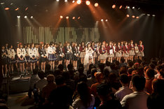 「NMB48 山本彩 卒業公演『目撃者』」の様子。(c)NMB48