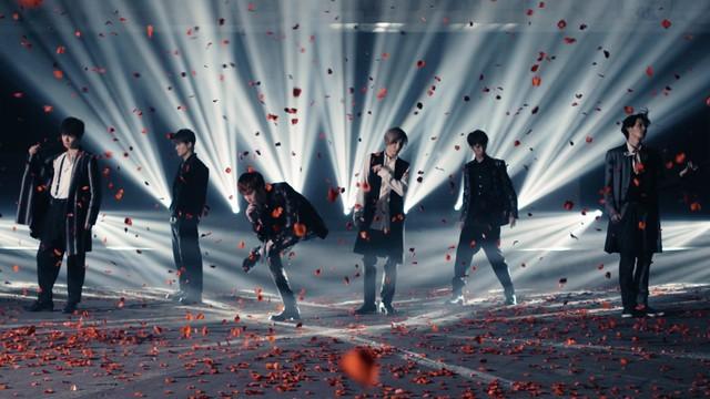 SixTONES「JAPONICA STYLE」ミュージックビデオのワンシーン。