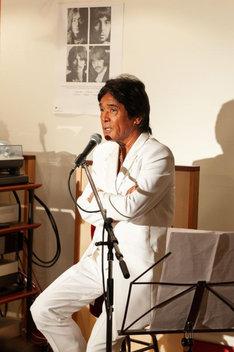 松崎しげる(Photo by Ryota Mori)