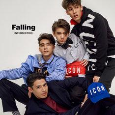 INTERSECTION「Falling」配信ジャケット