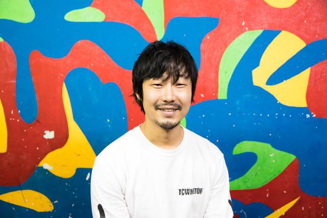 LIVE HOUSE Pangeaの初代店長、吉條壽記氏。