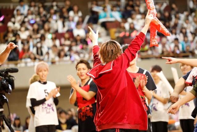 「EXIT TUNES ACADEMY UNDOKAI 2018 ~秋の大運動会~」の様子。(撮影:小境勝巳、都築大輔)