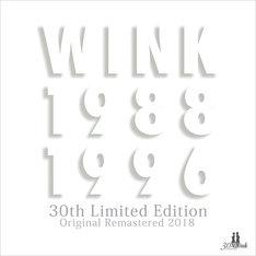 Wink「WINK MEMORIES 1988-1996 30th Limited Edition- Original Remastered 2018 -」配信ジャケット