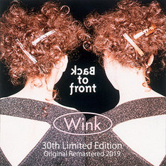 Wink「Back to front 30th Limited Edition- Original Remastered 2019 -」配信ジャケット