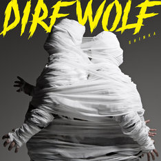 Dire Wolf「SHINKA」配信ジャケット