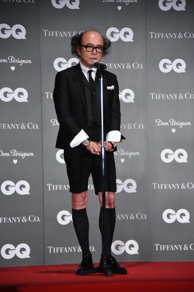 「GQ JAPAN」鈴木正文編集長