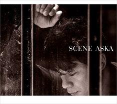 ASKA「SCENE -Remix ver.-」ジャケット