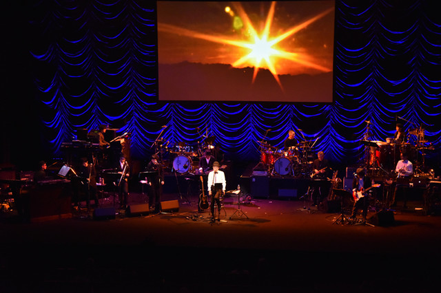 「Saravah! 40th Anniversary Live」の様子。(撮影:三浦憲治[TEAM LIGHTSOME])