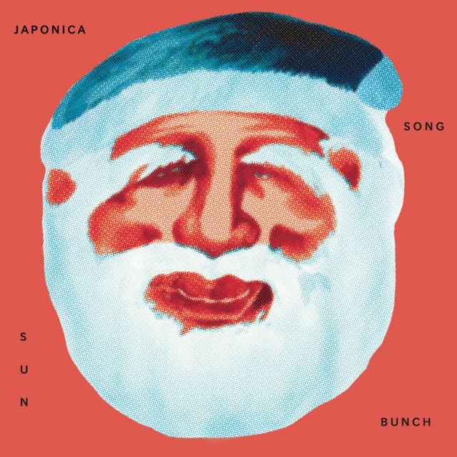 """スガナミと松田""""CHABE""""岳二との共同レーベFEELIN'FELLOWSから12月にリリースした、ジャポニカソングサンバンチ「サンタクラウズ」ジャケット。"""