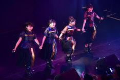 「RYUTist HOME LIVE 7th Anniversary 東京編」の様子。