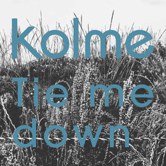 kolme「Tie me down」配信ジャケット