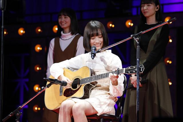 掛橋沙耶香 ギター お見立て会