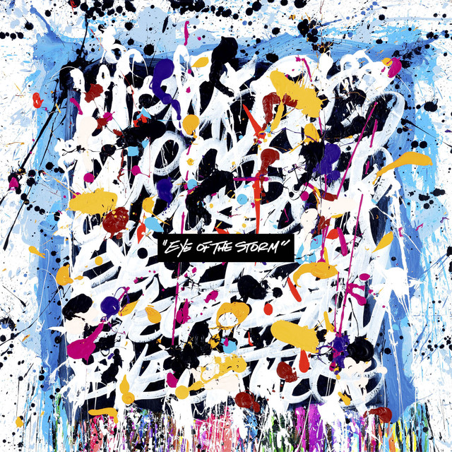 ONE OK ROCK「Eye of the Storm」ジャケット