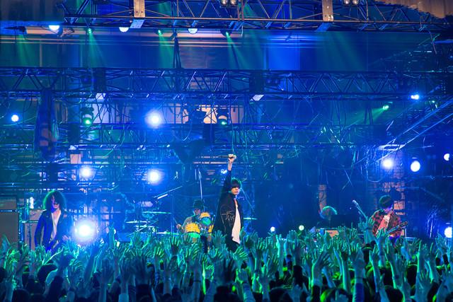 [ALEXANDROS](写真提供:NHK)