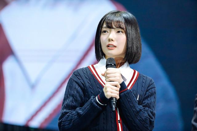 藤吉夏鈴 ふじよしかりん 欅坂46 2期生