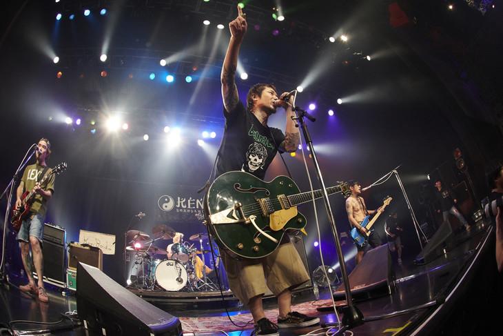 Ken Yokoyama(Photo by Maki Ishii)
