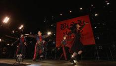 BiSH「サラバかな」ライブ映像より。