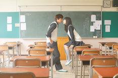 ドラマ「僕の初恋をキミに捧ぐ」ビジュアル (c)テレビ朝日