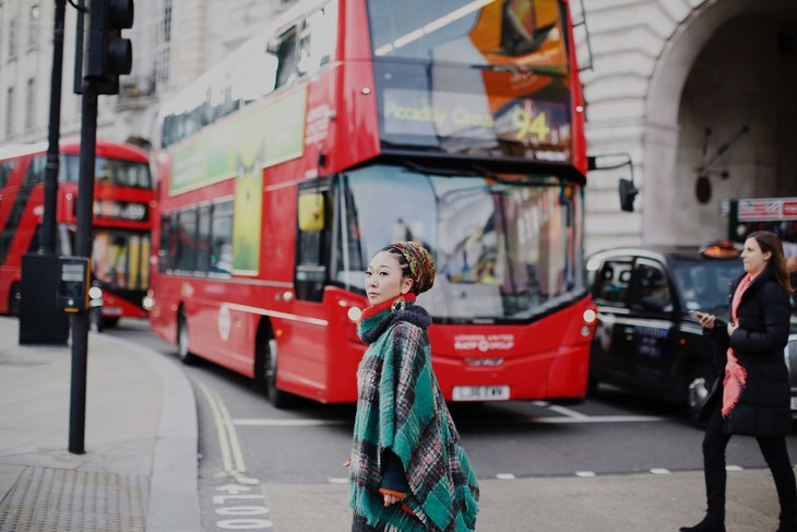 イギリス・ロンドンでのMISIA。