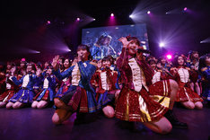 ライブレポート】HKT48宮脇咲良&矢吹奈子送り出した8年目幕開け