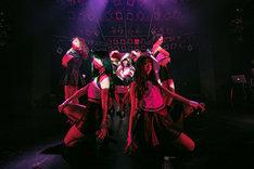 夢みるアドレセンス「輝け!夢アドアワード2018 ※内容はワンマンライブです」神奈川・Yokohama Bay Hall公演の様子。(撮影:撮影:結城さやか)