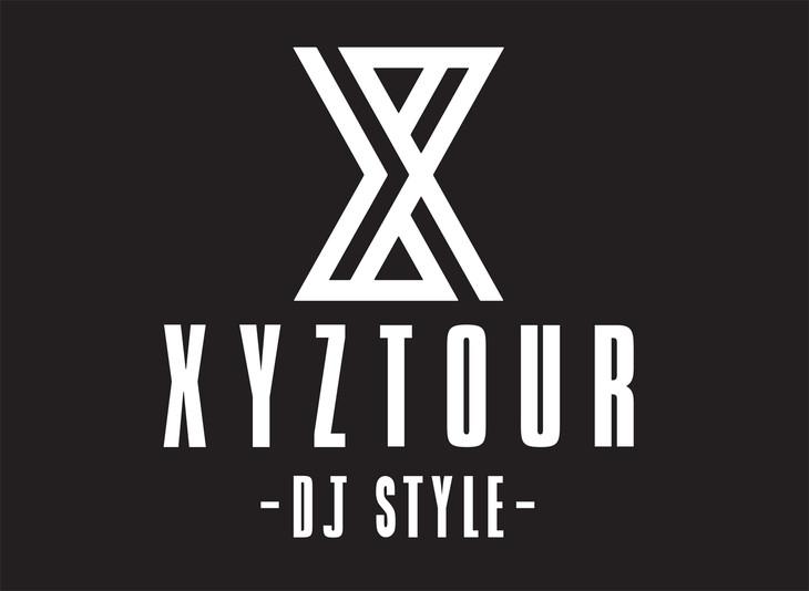 「XYZ TOUR 2019 -DJ Style-」ロゴ