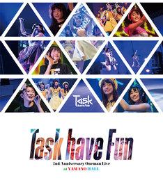 Task have Fun「Task have Fun 2nd Anniversary Oneman Live at YAMANO HALL」ジャケット