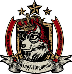 King&Rogueoneロゴ