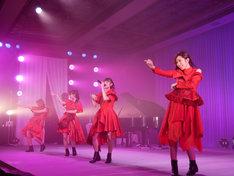 TEAM SHACHI「冬のホテルナゴヤキャッスル クリスマスパーティー!」の様子。