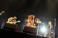 COKEHEAD HIPSTERS(Photo by Yuji Honda)