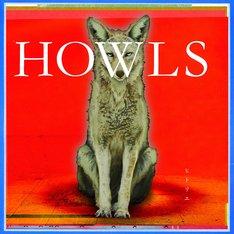 ヒトリエ「HOWLS」初回限定盤ジャケット