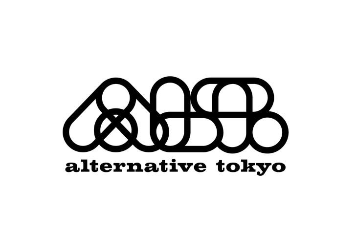 「Alternative Tokyo」ロゴ
