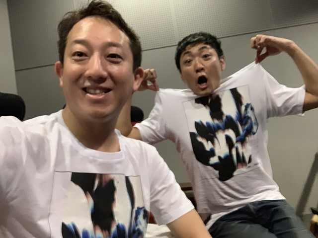 「Mr.Children Tour 2018-19 重力と呼吸」での高橋茂雄と初恋タロー。
