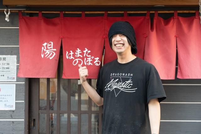 大川真弘さん。