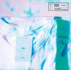 WEAVER「ID 2」初回限定盤ジャケット
