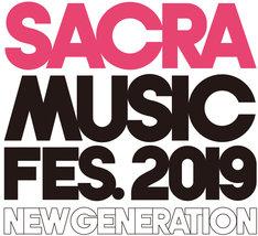 「SACRA MUSIC FES.2019 –NEW GENERATION-」ロゴ