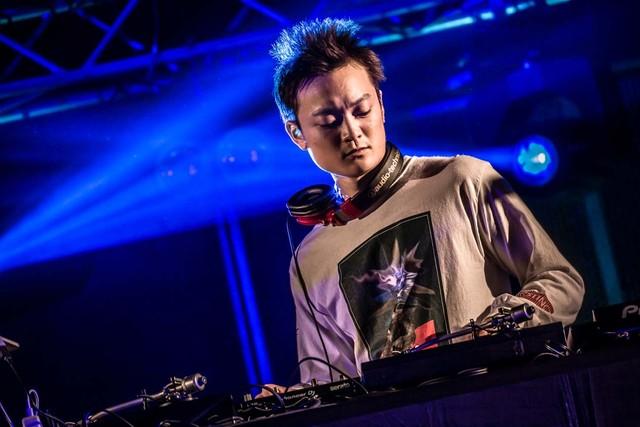 DJ FUMIRATCH(撮影:HayachiN)